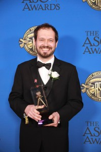Mart Taniel_ASC award